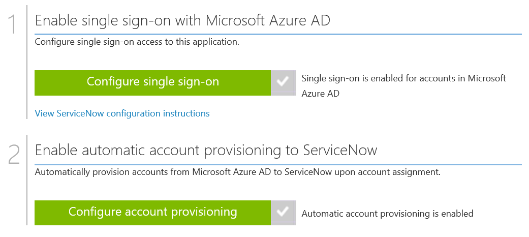 Federate ServiceNow with Azure AD   It is cloudy – Azure and 365